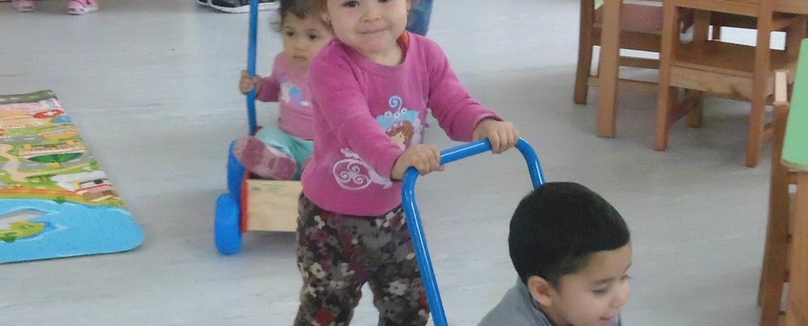 Nueva sala cuna y jardín infantil en Quillota