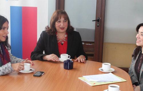 Autoridades destacan avances en proyecto de nuevo jardín infantil de Integra para la comuna de Rinconada