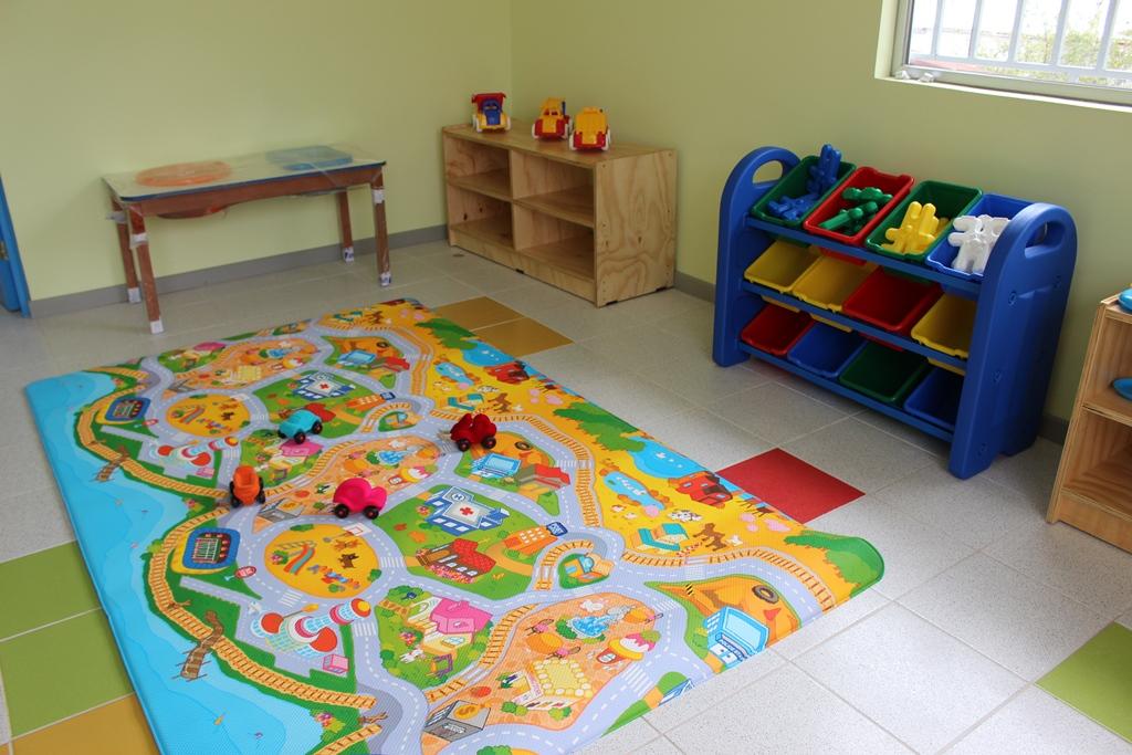 Dos nuevos jardines y salas cuna en la ciudad de Rancagua