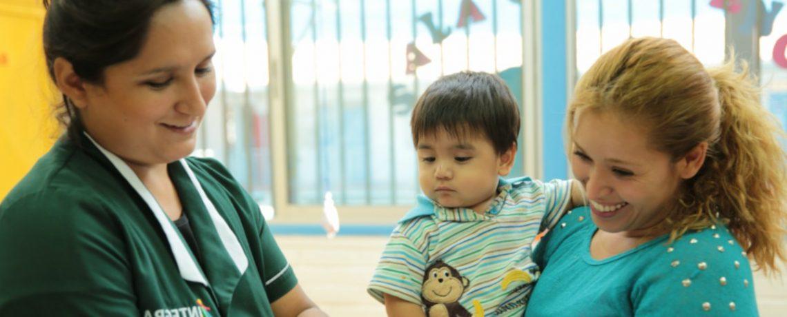 Las familias son el primer educador de los niños y niñas