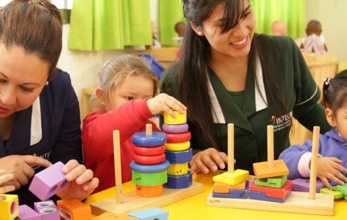 Información sobre atención de jardines infantiles