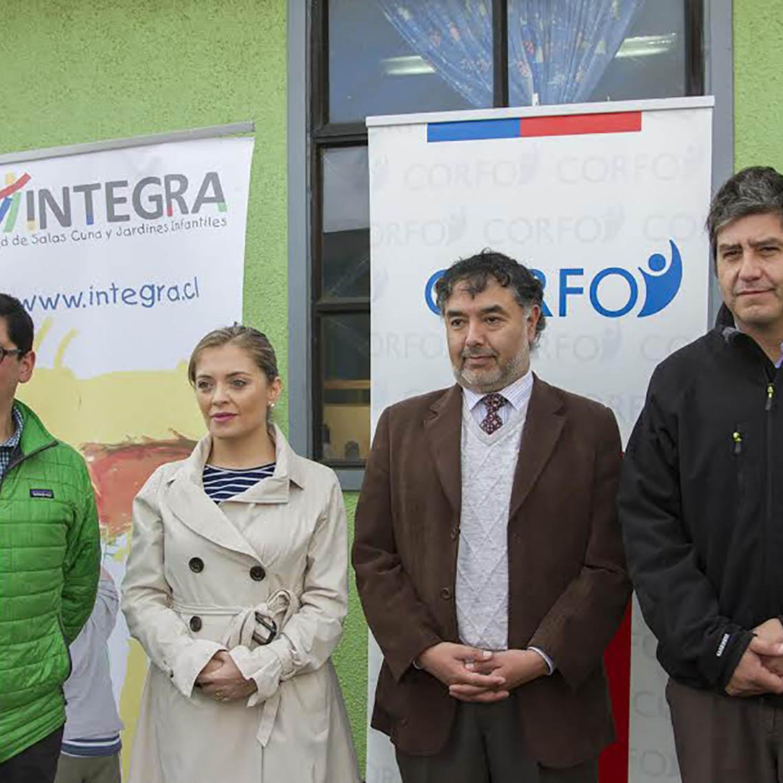 Autoridades participan en la iniciación del proyecto de calefacción geotérmica