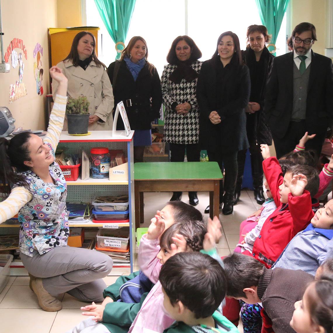 Convenio de Integra con Senadis para una educación inclusiva