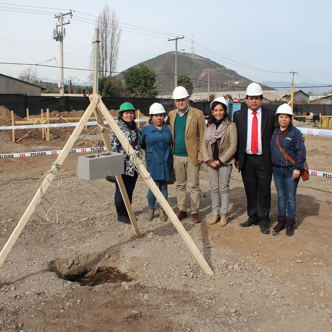 Construcción de nuevo Jardín Infantil en la Región de Valparaíso