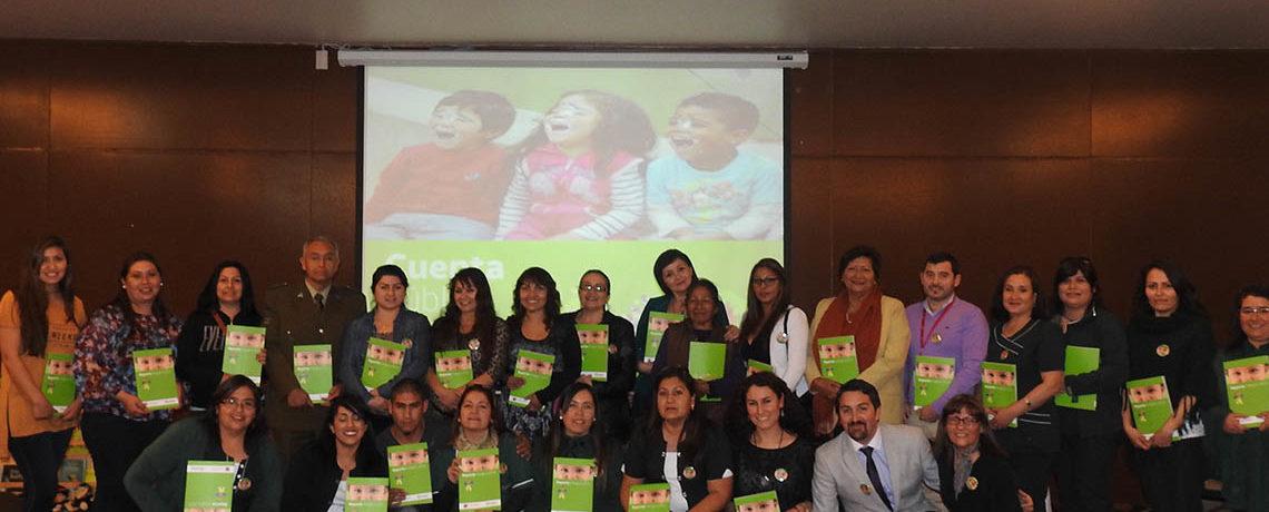 Integra dio a conocer su gestión regional 2015 en cuenta pública participativa