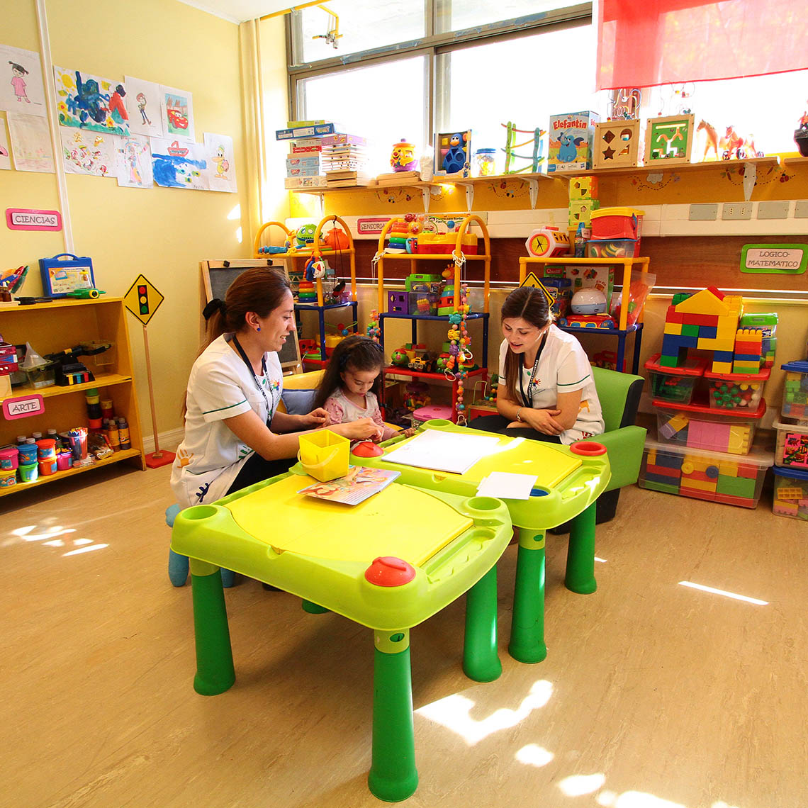 Jardín Infantil al Hospital - Modalidad no convencional