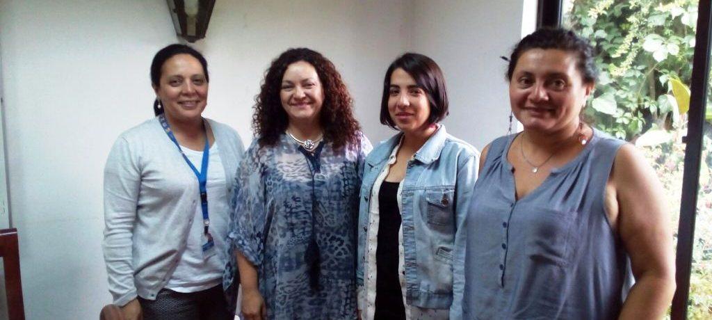 Integra y Onemi abordan medidas de prevención