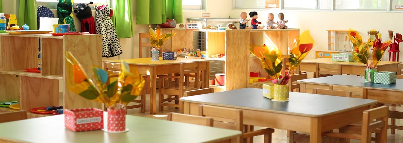 Así son los jardines infantiles y salas cuna Integra