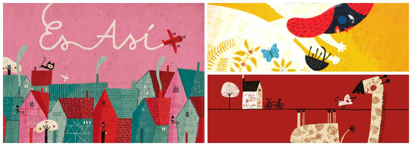 Ilustradora Paloma Valdivia: