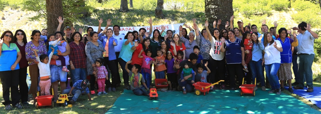 Veranadas Pehuenche:Educación de calidad bajo las araucarias