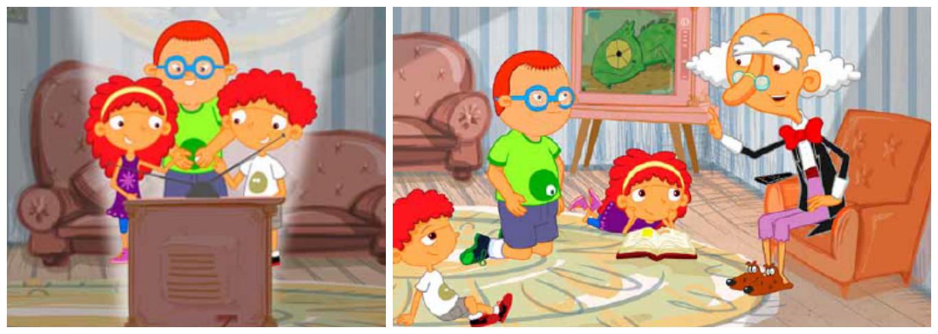 Guía de consumo de TV para niños llega a Integra