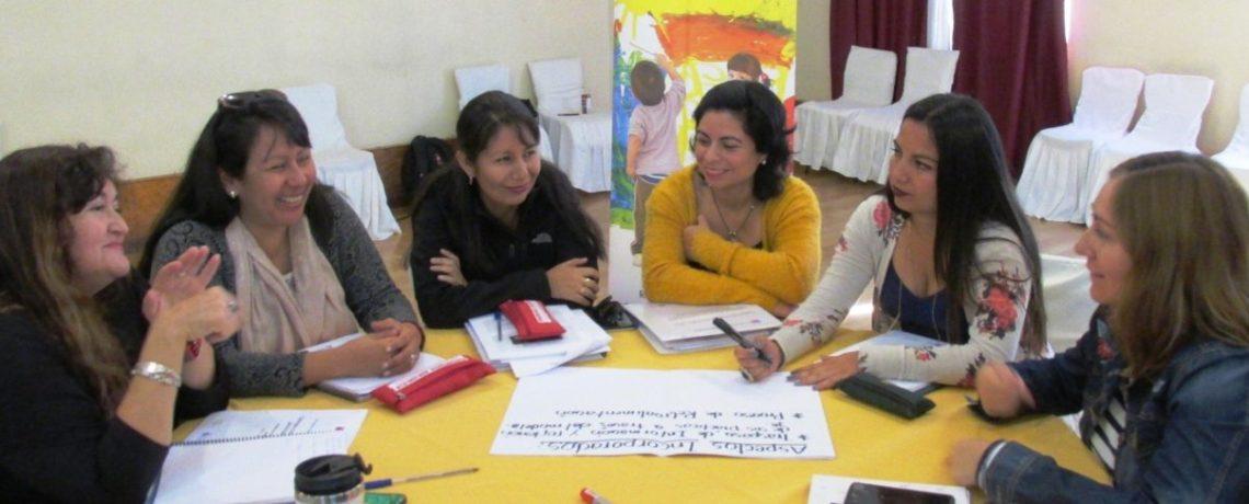 La formación de educadoras es la base de la calidad educativa