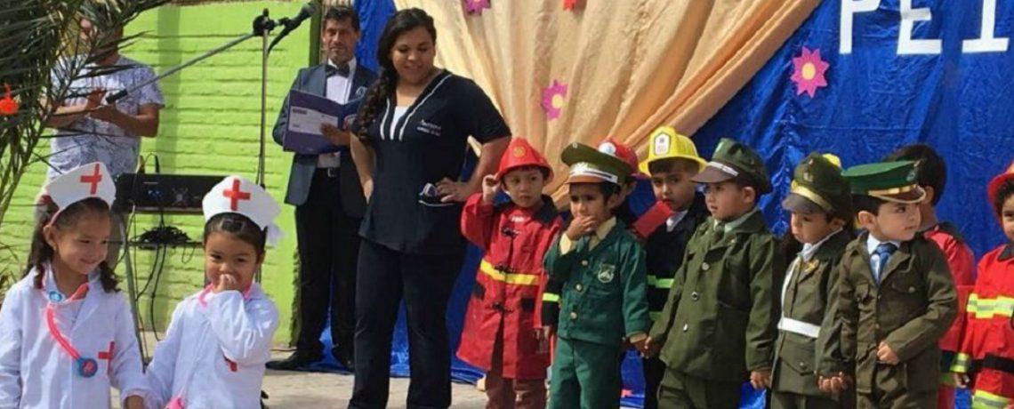 Identidad cultural será el sello de jardín infantil de Paipote