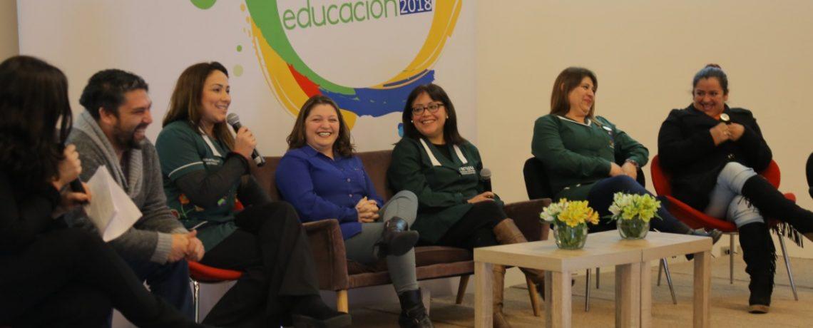Las familias fueron protagonistas de la 3° jornada del Comparte Educación