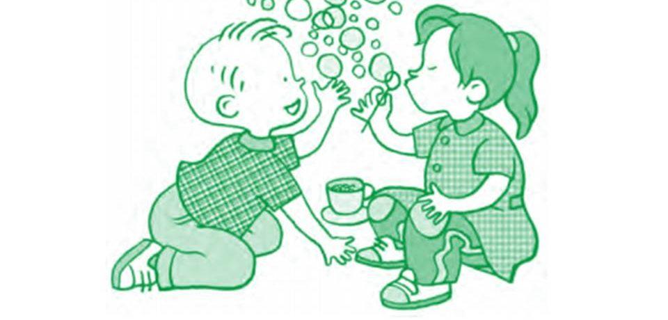 Actividades para niños y niñas de 0 a 3 años