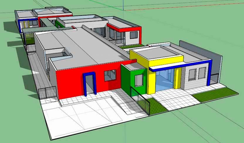 Jardines infantiles y salas cuna serán remodeladas por Integra en la Región de O'higgins.
