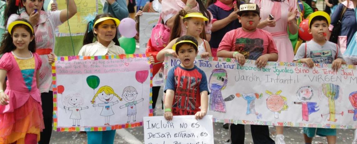 La fiesta ciudadana de los niños