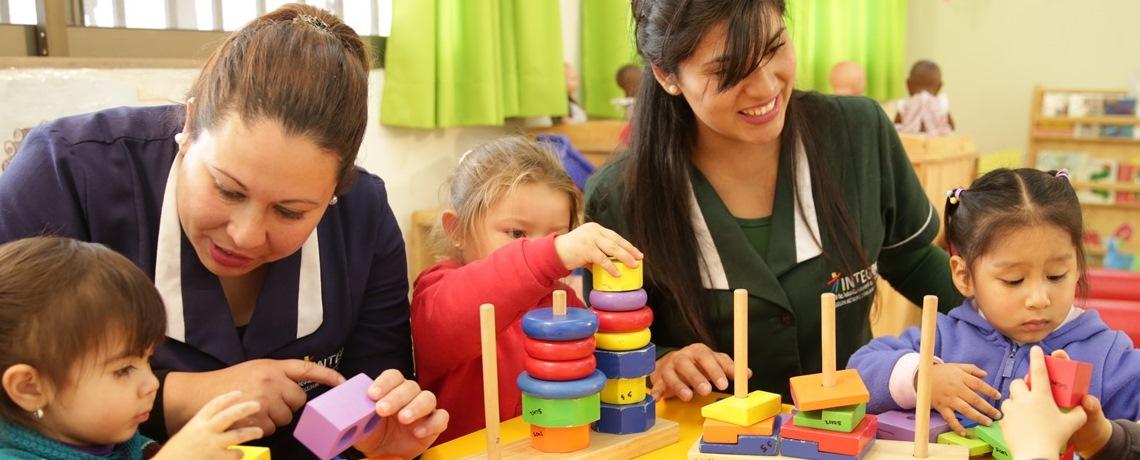 Información sobre atención de jardines infantiles y salas cuna