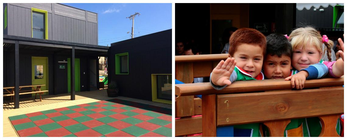 Jardín infantil de Valparaíso gana premio a la mejor infraestructura
