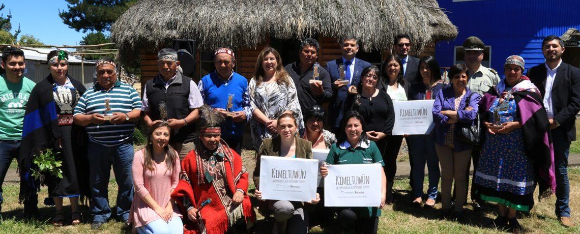 Material educativo al rescate de la cultura Mapuche