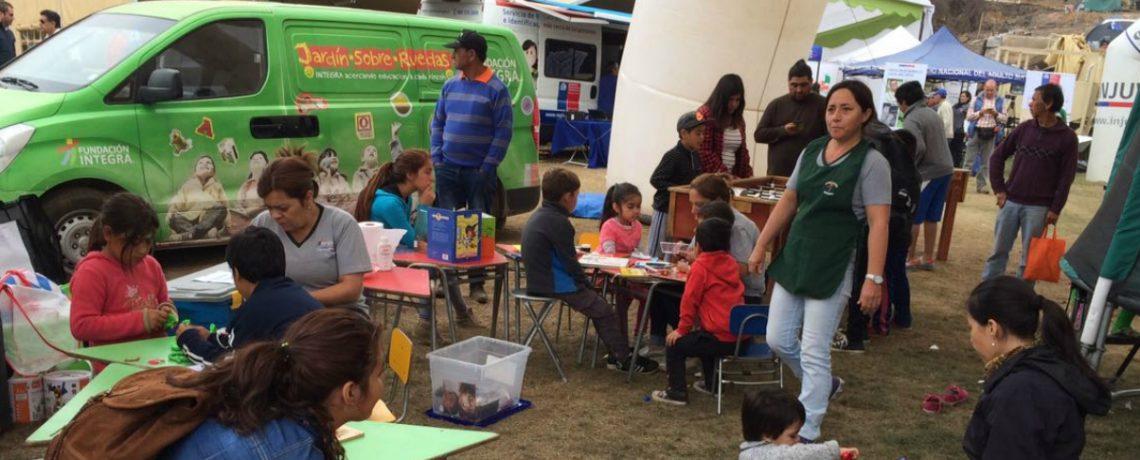 El corazón y las cenizas: la bitácora solidaria de Integra en Maule y Biobío