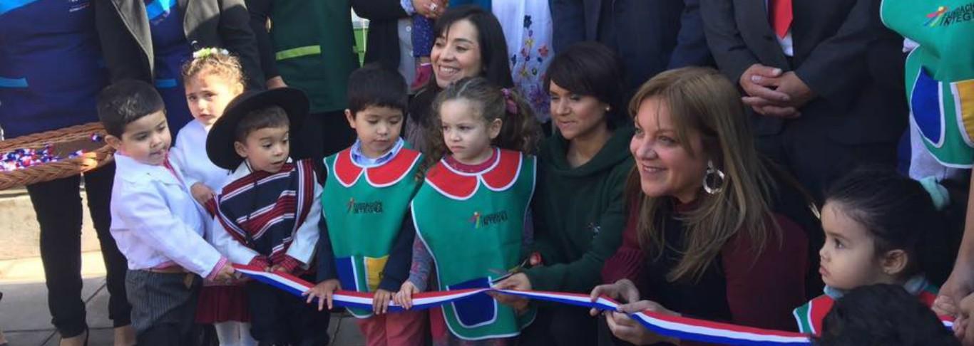 Aumento de cobertura en O´Higgins beneficia a más de 1500 niños y niñas