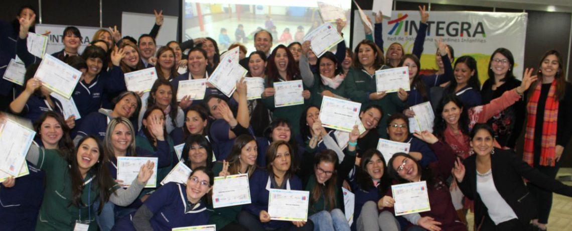 """Integra cuenta con 47 nuevas """"Promotoras en vida activa"""""""