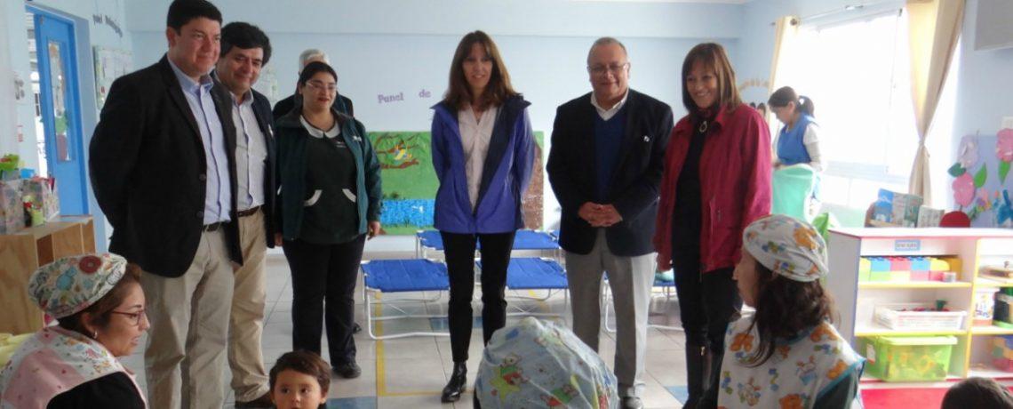 Subsec. Educación Parvularia constata funcionamiento de jardines infantiles post temporal