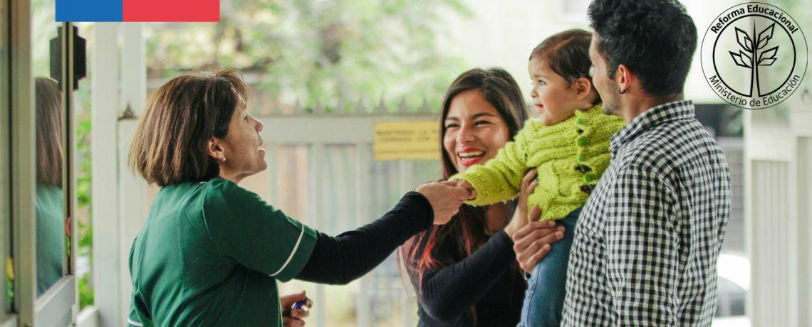 Estrecha alianza con familias y comunidad