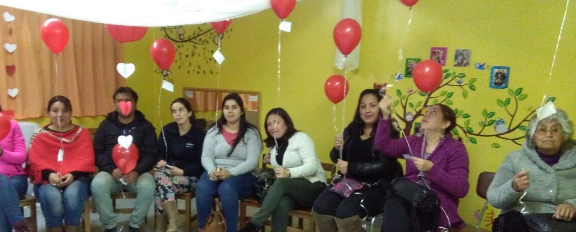 """Familias de Jardín Kan Uiqu comparten deseos para seguir """"Creciendo Juntos"""""""