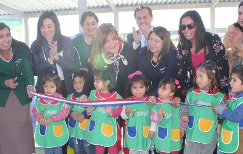 Con nuevo Jardín infantil de La Calera Integra abre 468 nuevos cupos