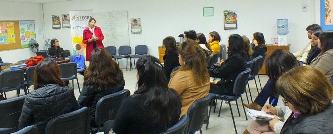 Integra y Seremi de Educación promueven nuevo Sistema de Admisión Escolar (SAE)