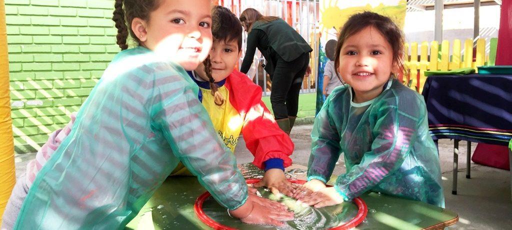 Niños de Integra más cerca de la Ciencia y la Tecnología gracias a Explora