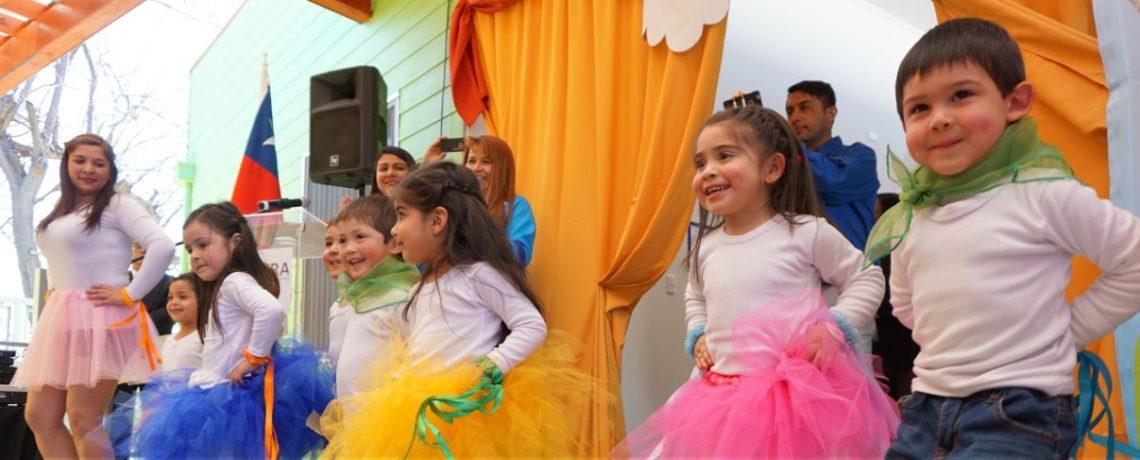 48 nuevos cupos para niños y niñas en Santa Cruz
