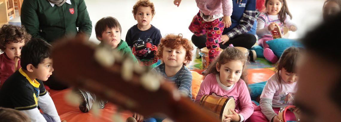 Jardín infantil de La Araucanía celebra los 100 años de Violeta Parra