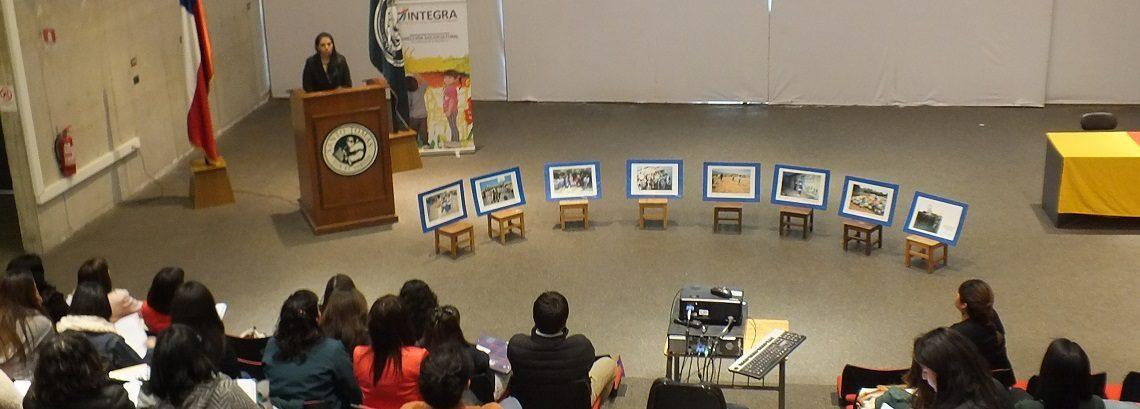 Educadoras de Coquimbo comparten proyectos de familia y comunidad