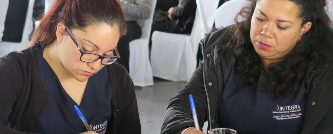 En Vallenar se desarrolló seminario sobre  convivencia bientratante