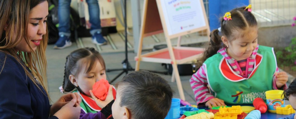 Educación parvularia de calidad es el anhelo de un #ChileMejor