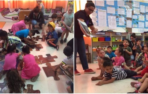 Maleta de Violeta Parra inicia recorrido por jardines infantiles Integra