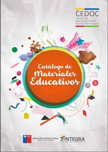 Catálogo de Materiales Educativos