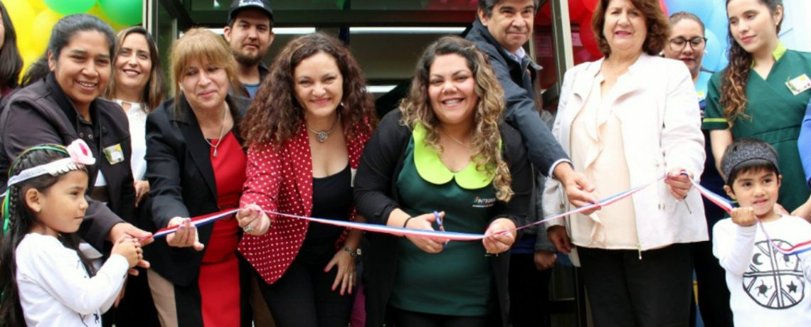 Inauguramos jardín infantil en Graneros