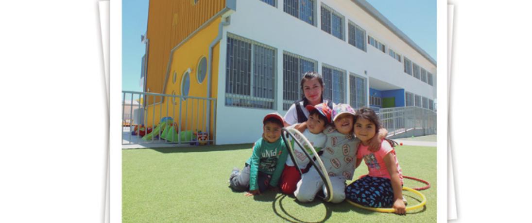 Transformando los espacios educativos