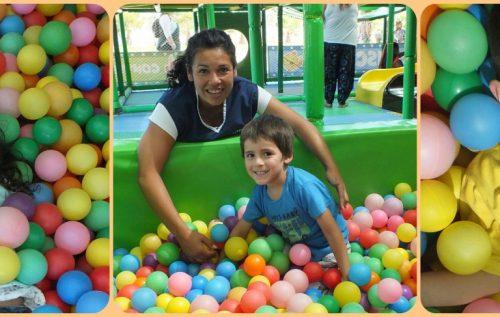 Familias de Coquimbo evalúan positivamente  programa Vacaciones en mi jardín