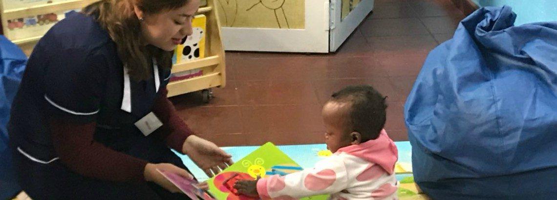 Acercando el jardín infantil a la comunidad