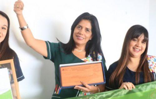 Jardín infantil de Osorno recibe certificación ambiental de excelencia