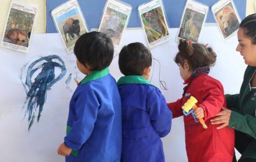 Educación artística en la primera infancia