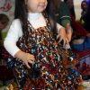 Desfile de modas trajes reciclados