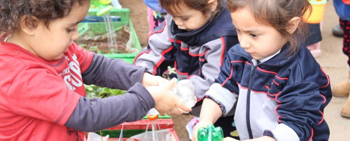Educación ambiental desde la primera infancia