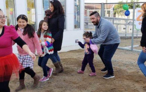 Incentivando la participación de las familias