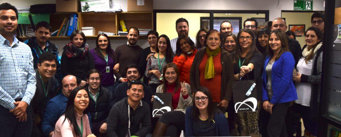 Integra participa en Bienal Latinoamericana de Infancia y Juventudes
